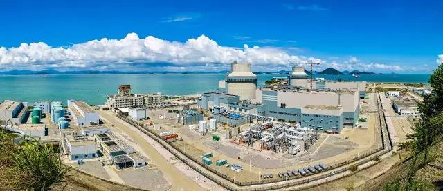 Nuclear Revolution Worlds first AP1000 power plant in