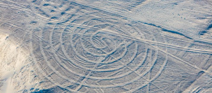 The Nazca Lines – the eighth wonder of the world in the Atacama Desert of Peru