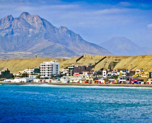 Trujillo – the cultural capital in northern Peru