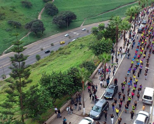 Barranco Marathon Lima Peru