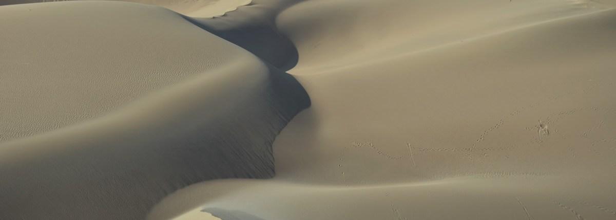 Desert of Ica