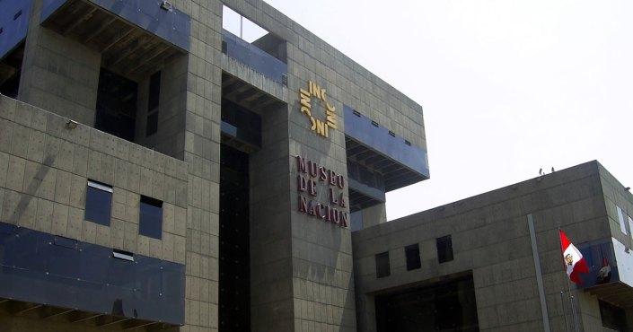 Museum and Research Facility: The Museo de la Nación