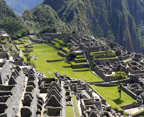 What was Machu Picchu for?