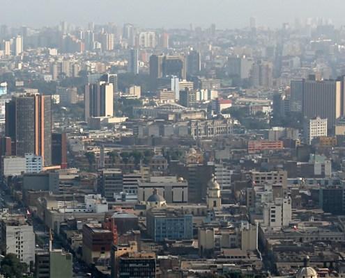 Touren in Lima Peru - Viel erleben - sehen in kurzer Zeit