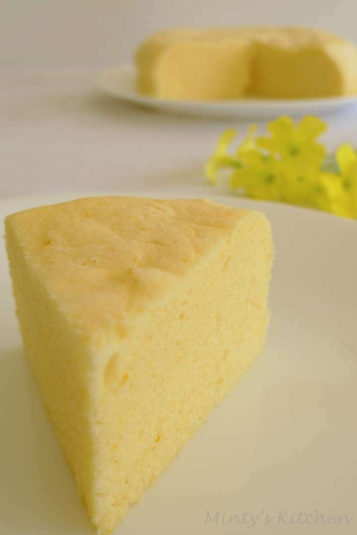 Steamed Sponge Cake 鸡蛋糕 Recipe Petitchef