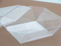 8-sided plastic bowl 1000cc-1500cc