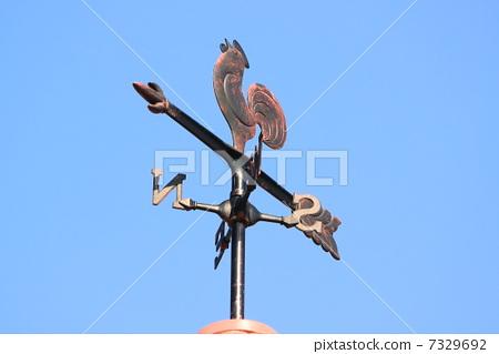 風向標-照片素材(圖片) [7329692] - PIXTA圖庫