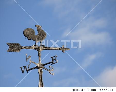 風向標-照片素材(圖片) [8657245] - PIXTA圖庫