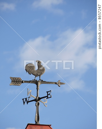 風向標-照片素材(圖片) [8657247] - PIXTA圖庫