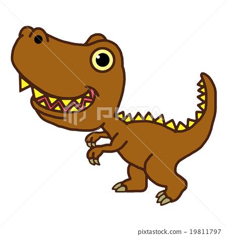 恐龍-插圖素材 [19811797] - PIXTA圖庫
