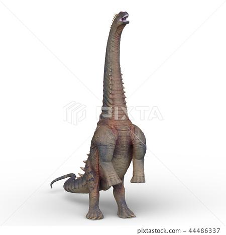 恐龍-插圖素材 [44486337] - PIXTA圖庫