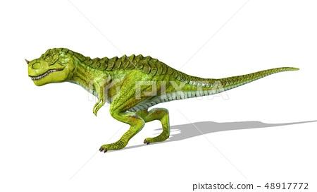 恐龍-插圖素材 [48917772] - PIXTA圖庫