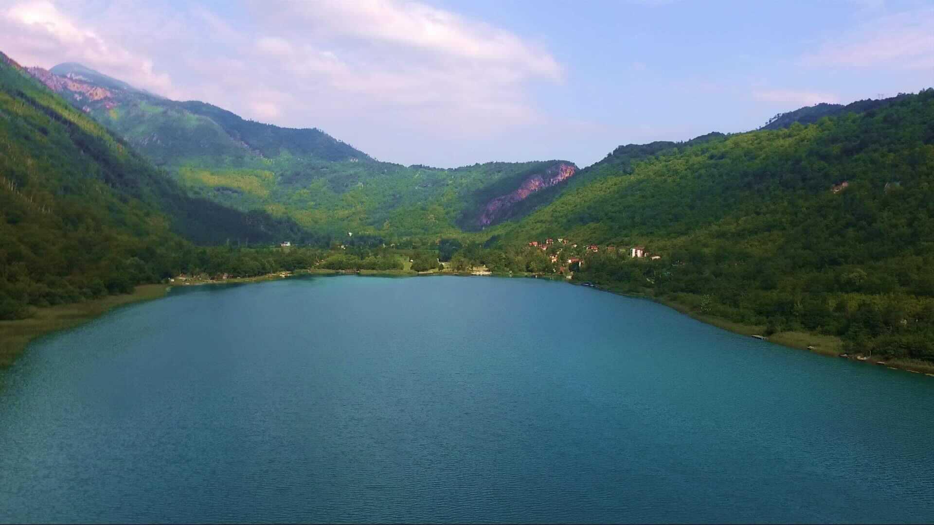 Boračko lake