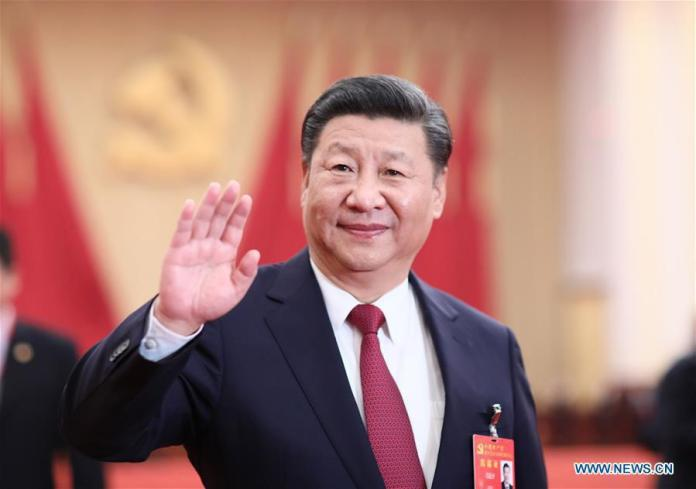 China's President Xi Arrives in Macao To Celebrate Unification Anniversary