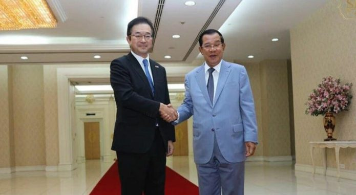 Japanese Investment in Cambodia is Increasing