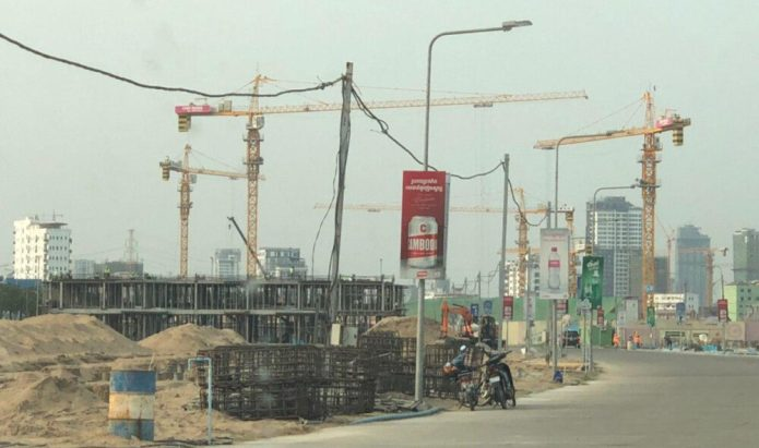 Cambodia has not yet seen a slowdown in cement sales over COVID-19