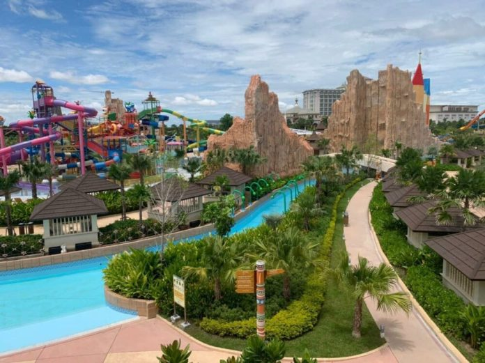Garden City WaterPark, an international waterpark to open in mid-August