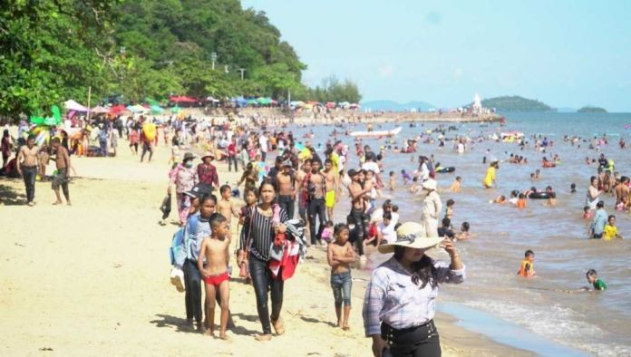 Kep still attracts tourists over 1.3 million people for 11 months