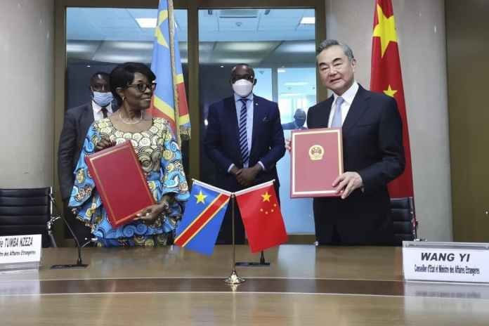 China is switching its investment focus in Africa from oil to minerals