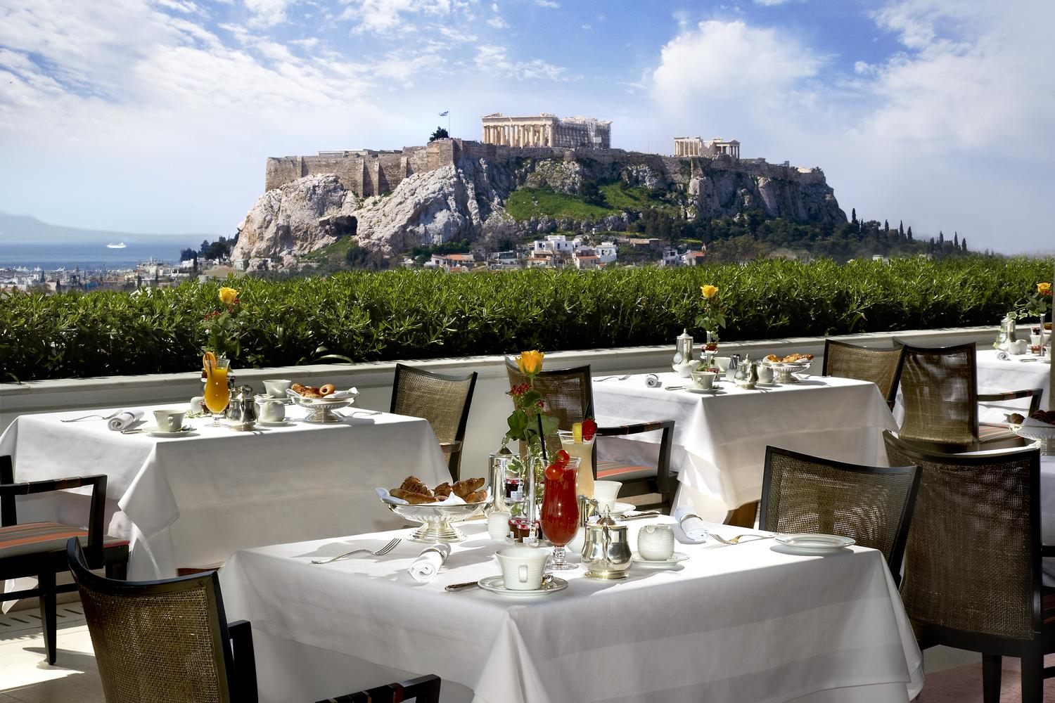 Best Restaurants Athens Greece
