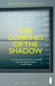 """Cover of the book """"The Confines of the Shadow"""" by Alessandro Spina (source: Darf Publishers)"""