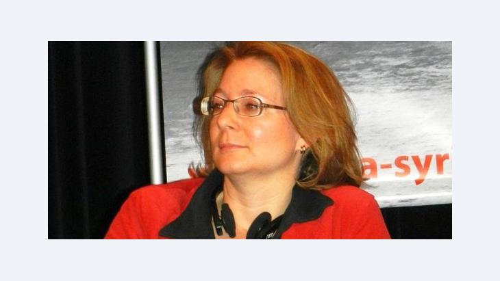 Muriel Asseburg (photo: Bettina Marx/DW)