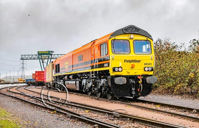 Class 66 locomotive