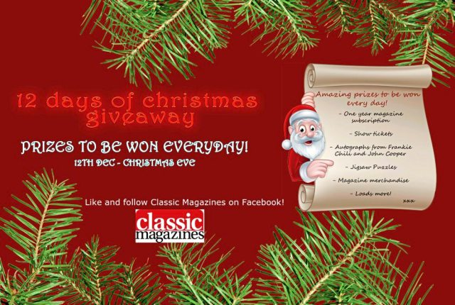 12 Days of Christmas Facebook