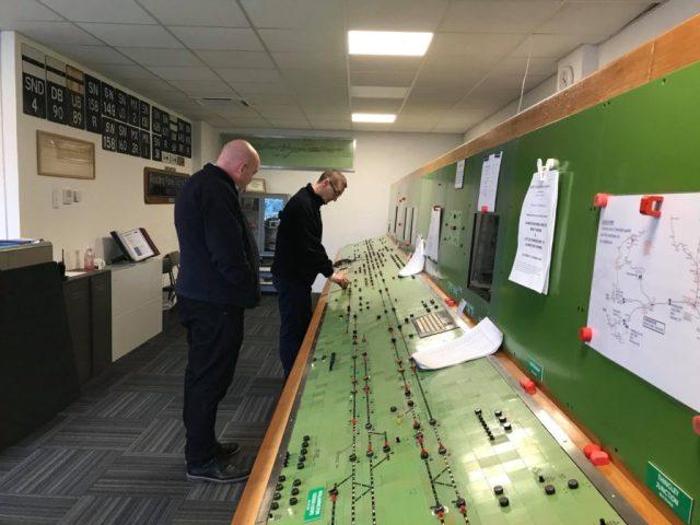 Heritage charities offer facilities to Network Rail during coronavirus period