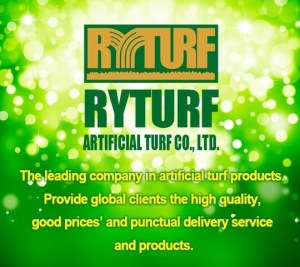 RYTURF Known to the world