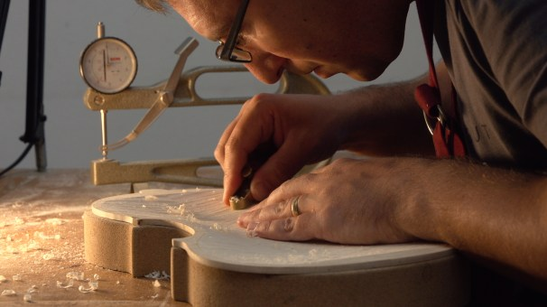 Martin Rainer, violin maker
