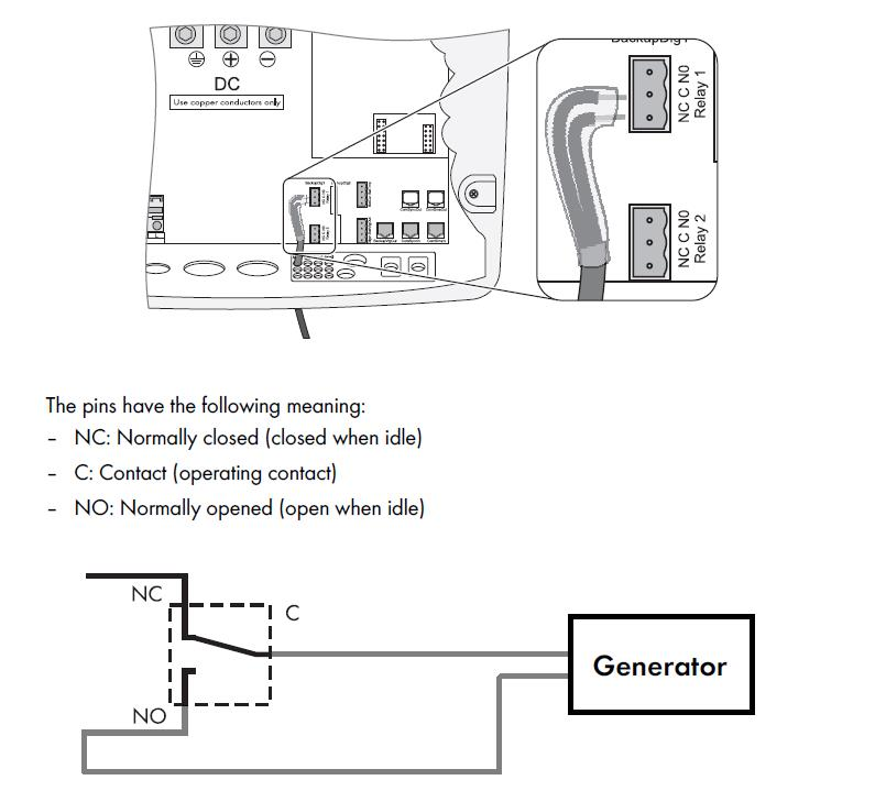 Sma Sunny Island Wiring Diagram : 31 Wiring Diagram Images