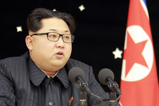 kim jong un china north korea