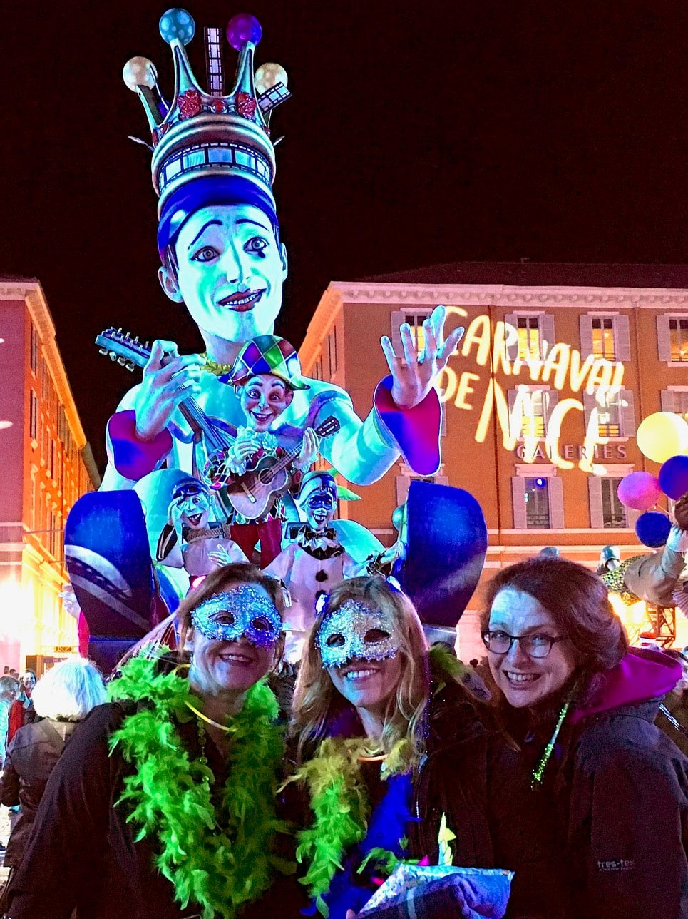 Enchanted Traveler - Nice carnival tour