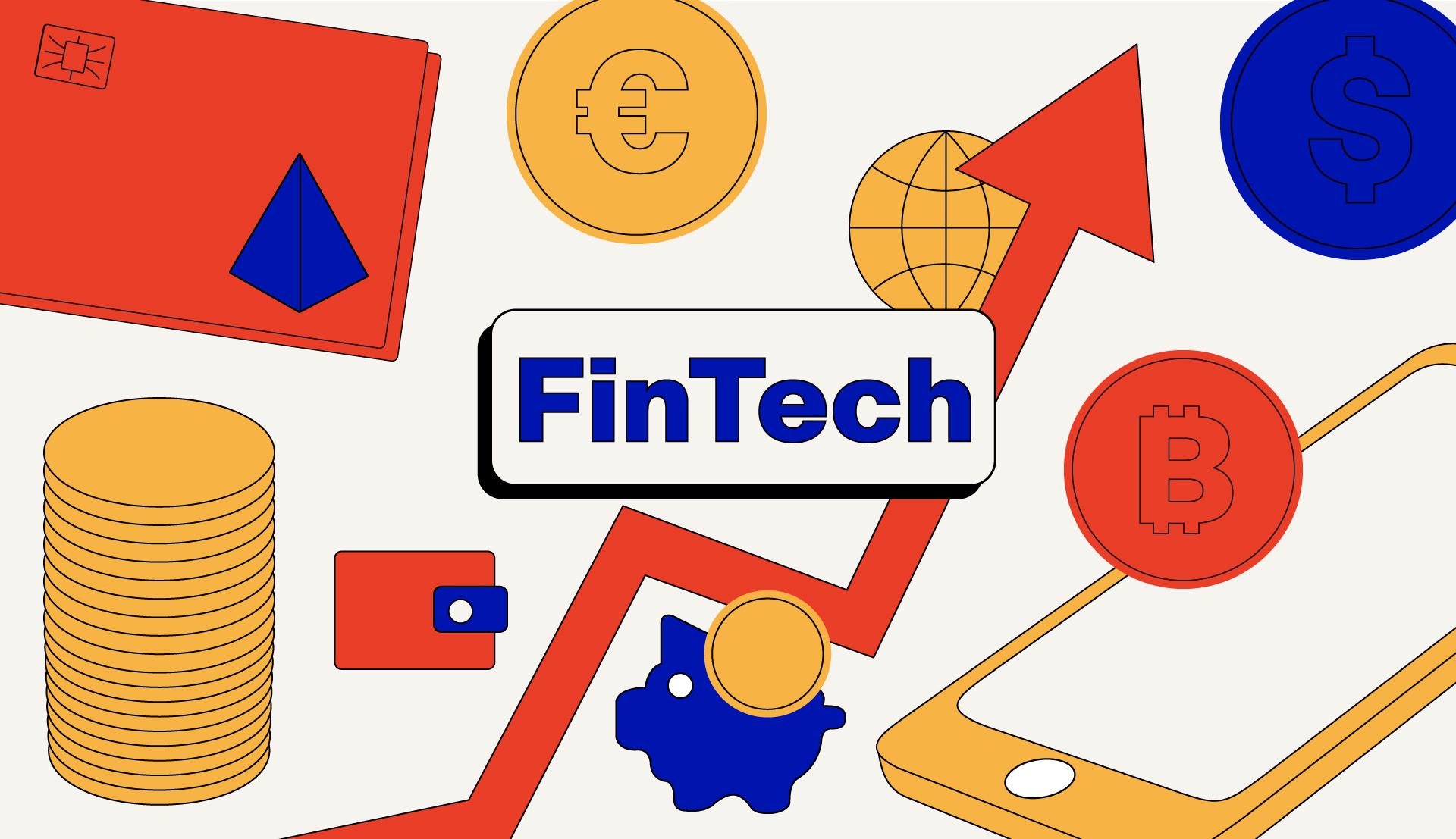 FinTech visual