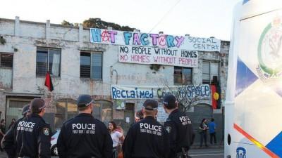 2014-07-31_Sydney_squat_evicted