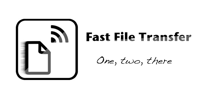 High speed transfer from Android with Fast File Transfer
