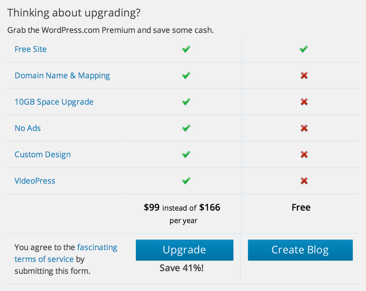 upgrade chart