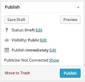 Publish Module