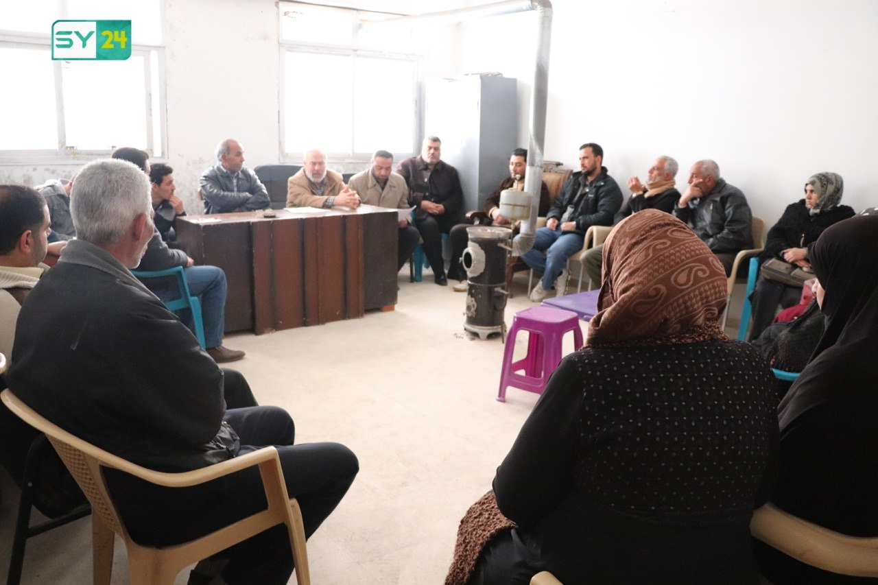 Tatweer to Launch Second and Third Projects in Nawa City in Daraa