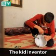 Syrian kid invents electronic devices in rural Aleppo