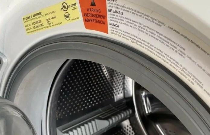 Samsung Washing Machine Model Number 2014 2022 Meaning Explained Tab Tv