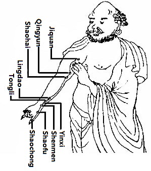 The Theory of Meridians and Collaterals and Its