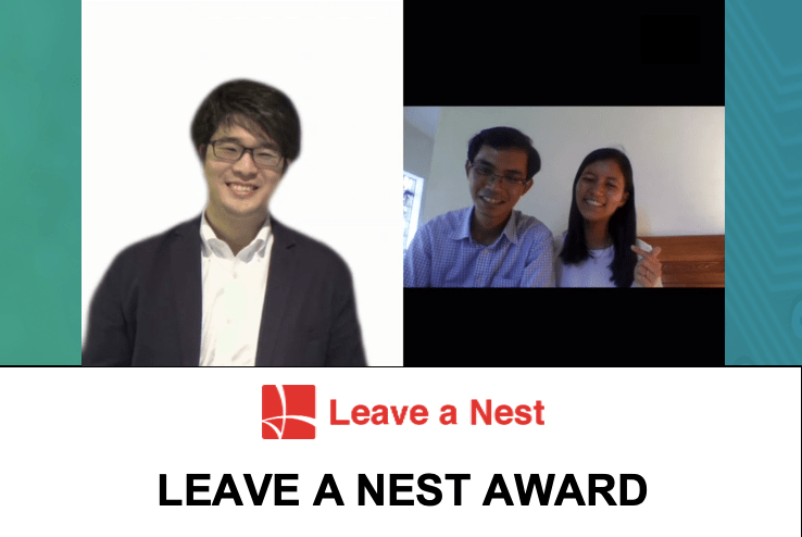 FO-tech Team Won Leave A Nest Award