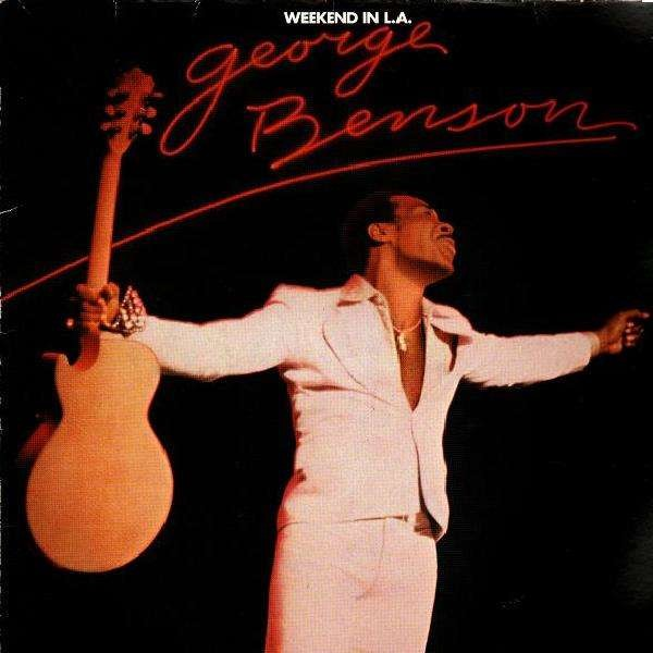 George Benson  Weekend In La  2lp  Temple Of Deejays