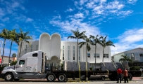 """<h5>Thanks Barryfreed23</h5><p>© """"<a href=""""http://commons.wikimedia.org/wiki/File:Berlin_Wall_Segment_Arriving_At_The_Temple_House_in_Miami_Beach.jpg#mediaviewer/File:Berlin_Wall_Segment_Arriving_At_The_Temple_House_in_Miami_Beach.jpg"""" target=""""_blank"""" >Berlin Wall Segment Arriving At The Temple House in Miami Beach</a>"""" by <a href=""""//commons.wikimedia.org/w/index.php?title=User:Barryfreed23&amp;action=edit&amp;redlink=1"""" class=""""new"""" title=""""User:Barryfreed23 (page does not exist)"""" target=""""_blank"""" >Barryfreed23</a> - <span class=""""int-own-work"""">Own work</span>. Licensed under <a href=""""http://creativecommons.org/licenses/by/3.0"""" title=""""Creative Commons Attribution 3.0"""" target=""""_blank"""" >CC BY 3.0</a> via <a href=""""//commons.wikimedia.org/wiki/"""" target=""""_blank"""" >Wikimedia Commons</a>. </p>"""