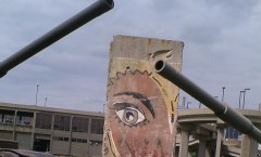 Berlin Wall in New York City