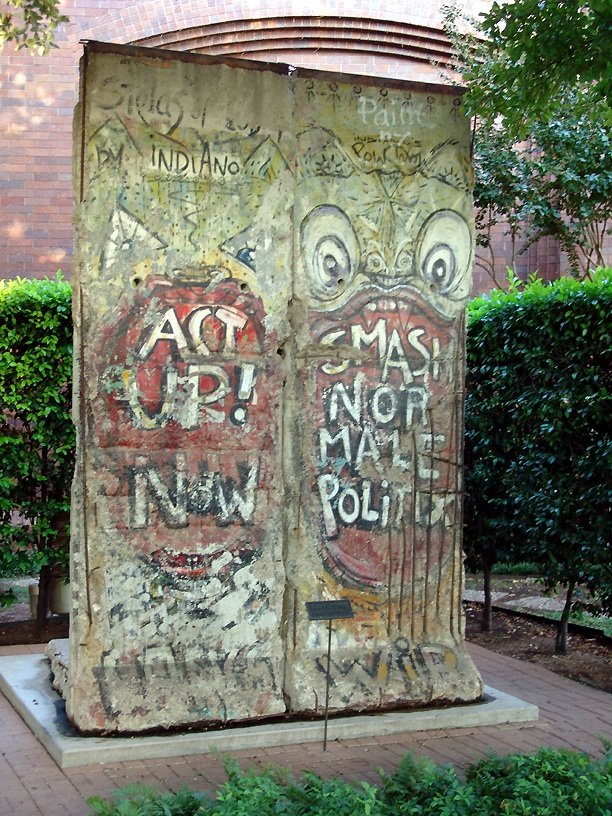 Berlin Wall in Dallas