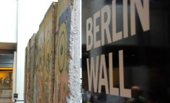 Berlin Wall in Washington D.C.