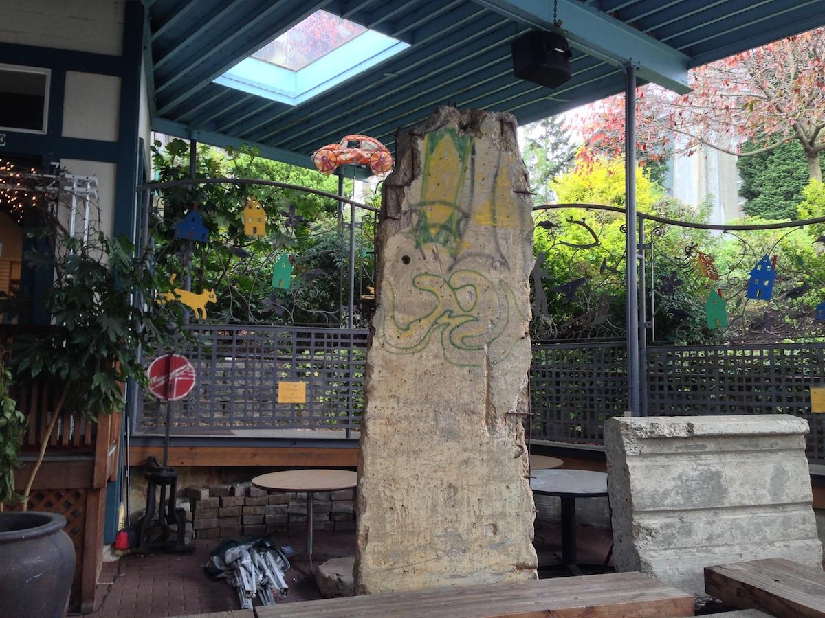 Berlin Wall in Seattle